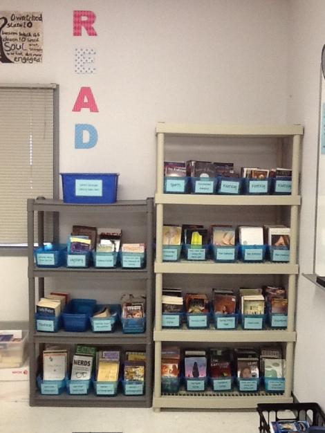 Classroom Library Full