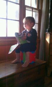 Evan on Box
